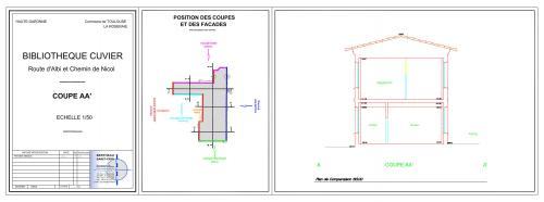Plan des Coupes-1