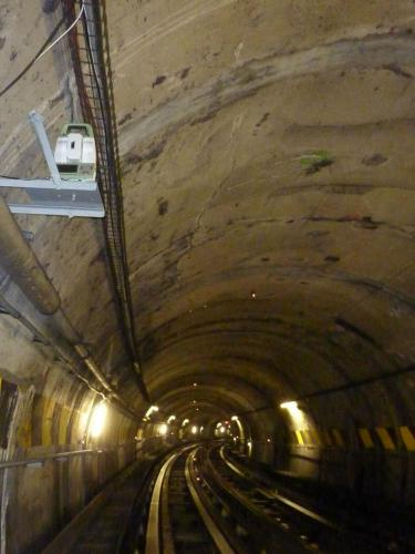Auscultation permanente durant 24 mois dans le métro à Toulouse (Jean-Jaures)